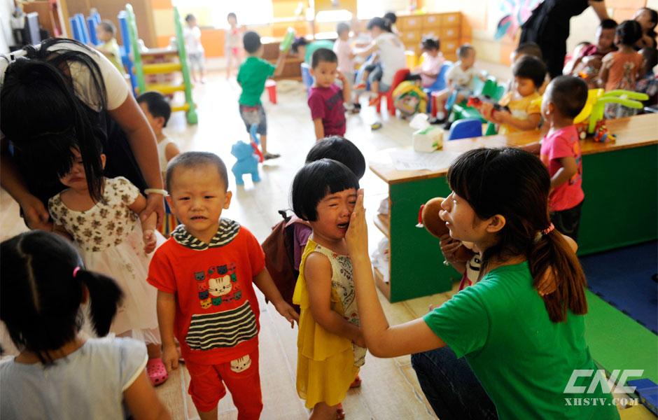 幼儿园老师对幼儿哭闹的最新绝招